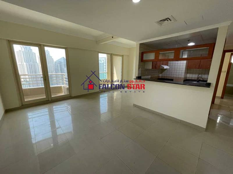 2 Price Reducedd!!| Spacious 3BHK| Marina View|Higher Floor|Chiller Free