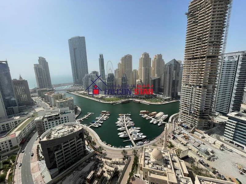 22 Marina&Sea View | Renovated Unit| Chiller Free| Higher Floor
