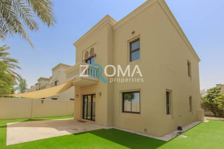 4 Bedroom Villa for Sale in Arabian Ranches 2, Dubai - Rented | Clean 4 Bed + Maids | Landscaped