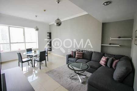 فلیٹ 1 غرفة نوم للبيع في أبراج بحيرات الجميرا، دبي - Amazing Lake View | Unfurnished | Rented