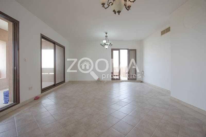 Large 2BR in Al Badia Residence Dubai Festival City