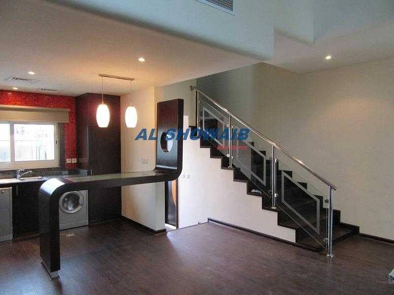 1 BEDROOM DUPLEX TOWNHOUSE IN MIRDIFF