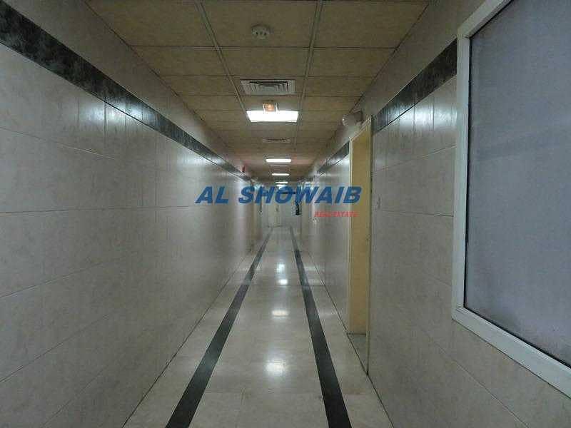 2 Executive Bachelor 3 Bhk Chiller Free  Near Abu hail Metro