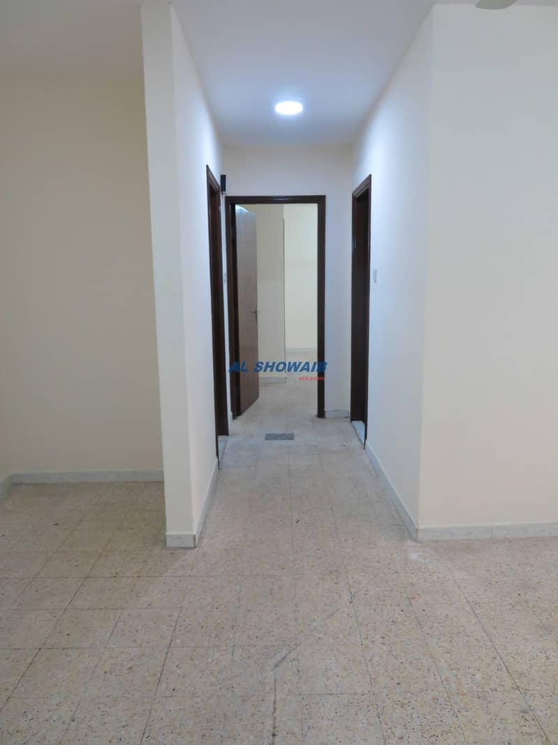2 Spacious 2  BHK opp Welcome hotel Apt Al Hamriya