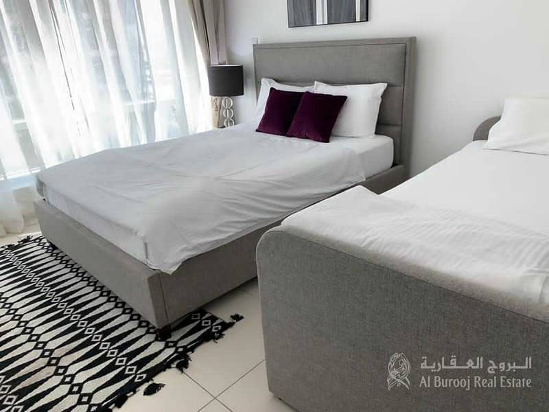 10 Nice Layout| 2 Bedroom| Chiller Free| Close to Dubai Mall for sale in Loft Towers