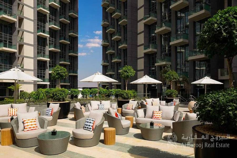 19 All Bills/Utilities included| Furnished 1BHK in 5 Star hotel apt