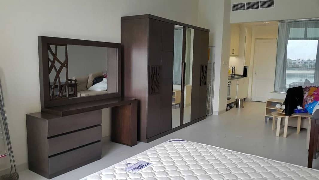 1 MONTH FREE Fully Furnished Studio Full Sea View