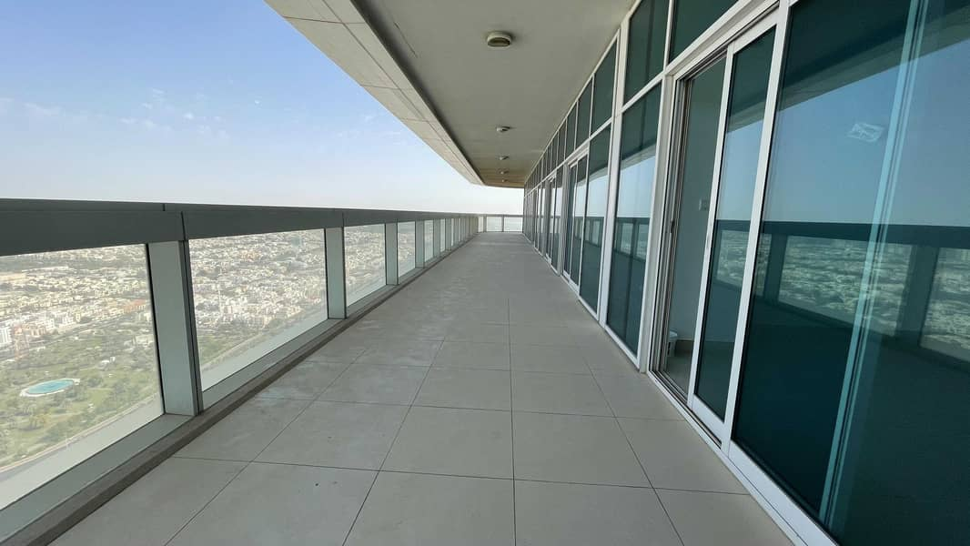 No Commission Offer -  Spacious 3 BR in Al Ain Tower