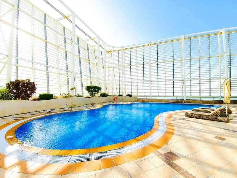 No Commission Offer -  Spacious 3 BEDS in Al Ain Tower