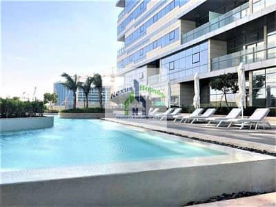 فلیٹ 2 غرفة نوم للايجار في شاطئ الراحة، أبوظبي - SPACIOUS & LUXURY | 2 BR with Pool