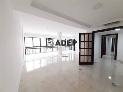 4 Bedroom Apartment for Rent in Tourist Club Area (TCA), Abu Dhabi - ''HOT OFFER''Spacious  4 BHK+Maid With Maid Room