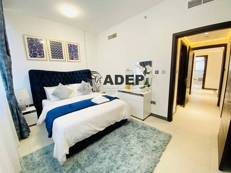 2 Brand New Full Furnished One Bedroom Apartment