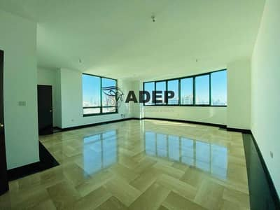 3 Bedroom Flat for Rent in Hamdan Street, Abu Dhabi - Limited Offer 3BHK  With Parking