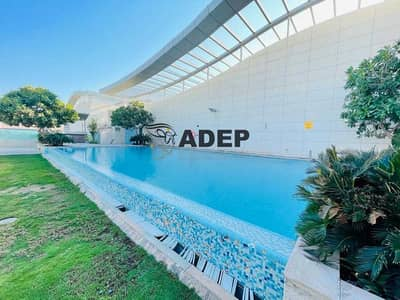 فلیٹ 3 غرف نوم للايجار في الخالدية، أبوظبي - شقة في برج أوريكس الخالدية 3 غرف 104999 درهم - 4992293