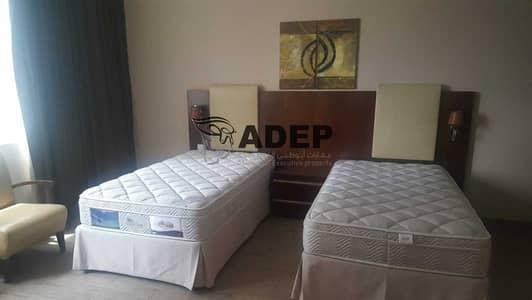 2 Bedroom Flat for Rent in Al Nahyan, Abu Dhabi - FULL FURNISHED 2 BHK APT. . .
