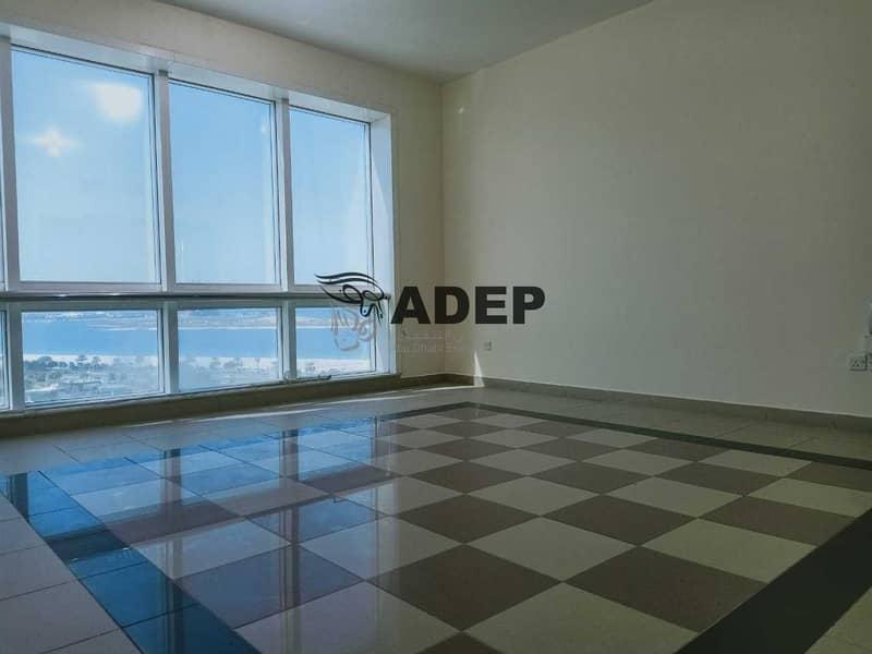 شقة في شارع الكورنيش 2 غرف 72000 درهم - 4485348
