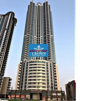 2 Bedroom Flat for Sale in Corniche Ajman, Ajman - Best Offer! Corner 2 Bedroom Hall w/ amazing sea and city view in Corniche Tower Ajman.