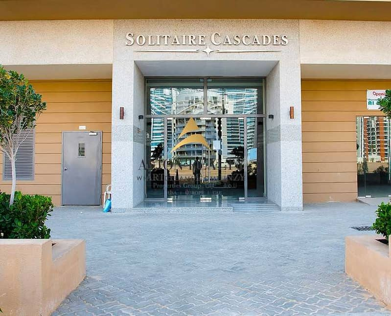 16 EXCLUSIVE | Massive 1BR + Store | Highly Maintained | Rented - Dubailand