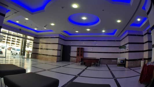1 Bedroom Apartment for Sale in Emirates City, Ajman - FOR SALE! BIGGEST SIZE 1BHK IN LAKE TOWER C4