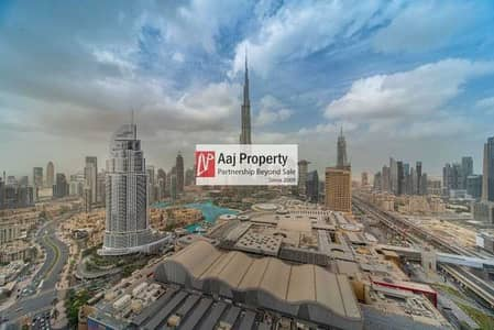 2 Bedroom Apartment for Sale in Downtown Dubai, Dubai - What a Deal 2BED Address | Full Burj