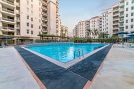 شقة في الغرير للشقق السكنية الرقة ديرة 2 غرف 85000 درهم - 4337858