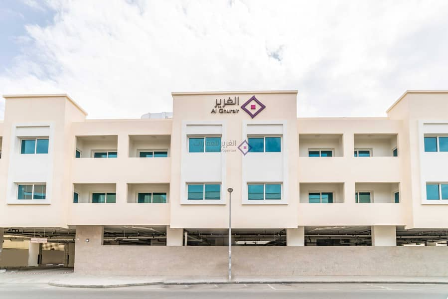 ZERO Commission | Family Shared Building | walk in distance to Salah Al Din Metro