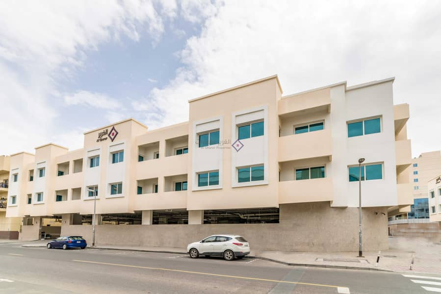 2 ZERO Commission | Family Shared Building | walk in distance to Salah Al Din Metro