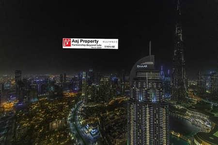 فلیٹ 2 غرفة نوم للايجار في وسط مدينة دبي، دبي - Brand New  2BR Next to Dubai Mall Burj facing