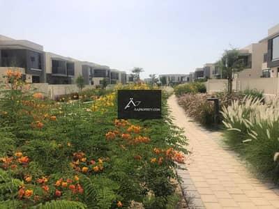 3 Bedroom Villa for Rent in Dubai Hills Estate, Dubai - Amazing Deal  3BR+Maid next to the Pool