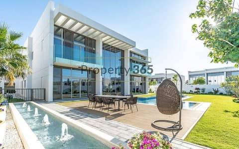 6 Bedroom Villa for Rent in Mohammed Bin Rashid City, Dubai - PREMIUM LOCATION STUNNING 6 BR VILLA CONTEMPORARY STYLE. RARE TO FIND.
