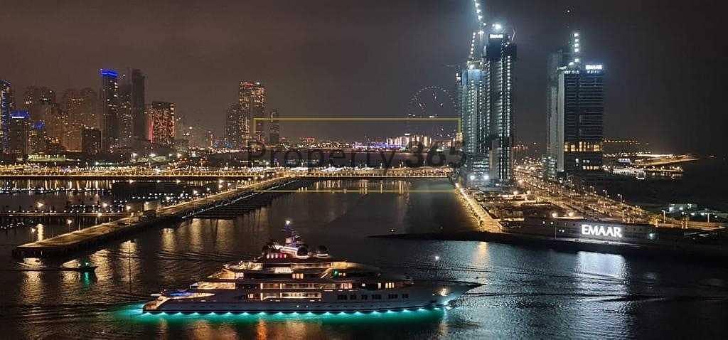 Full Marina View / 2 Bedrooms / Perfect living