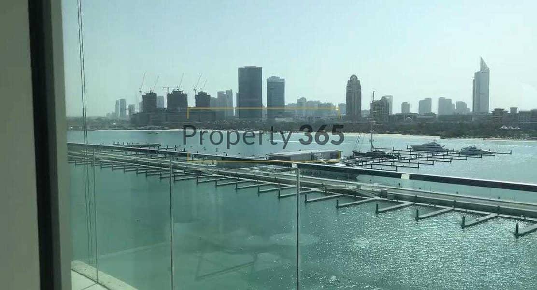 2 Full Marina View / 2 Bedrooms / Perfect living