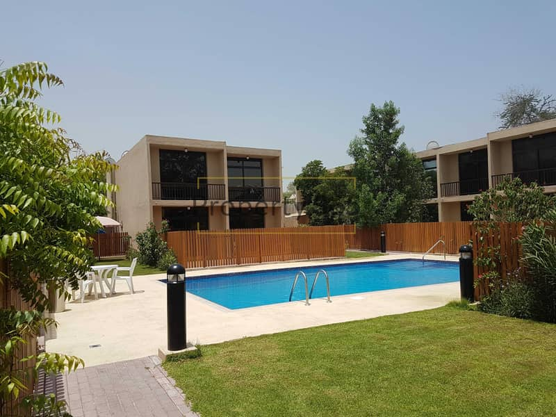11 Amazing Layout / 3 Bedrooms  extra Maid`s Room / Perfect Community
