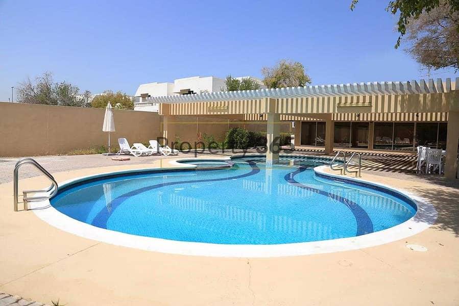 2 Bright Compound Villa / 3 Bedrooms / Private Garden