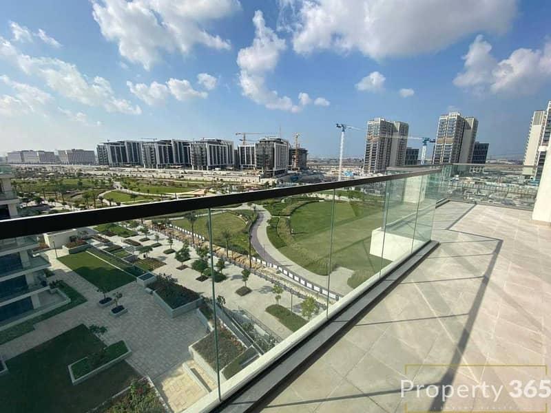 2 Panoramic park view