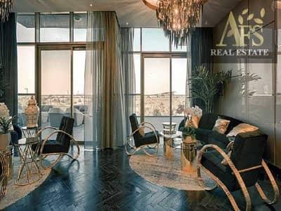 فلیٹ 1 غرفة نوم للبيع في داماك هيلز (أكويا من داماك)، دبي - Attractive view   1 BR    Value of Money