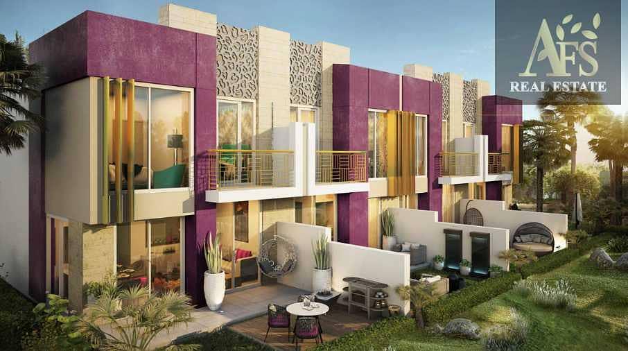 Designer Branded Villa | 3 Beds + Maids | Trendy Luxury