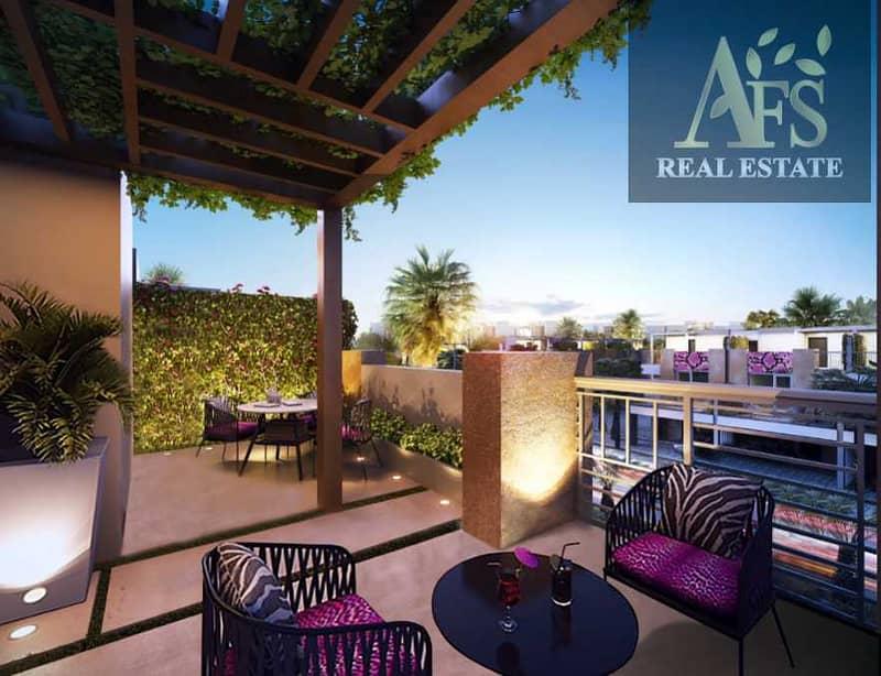 12 Designer Branded Villa | 3 Beds + Maids | Trendy Luxury