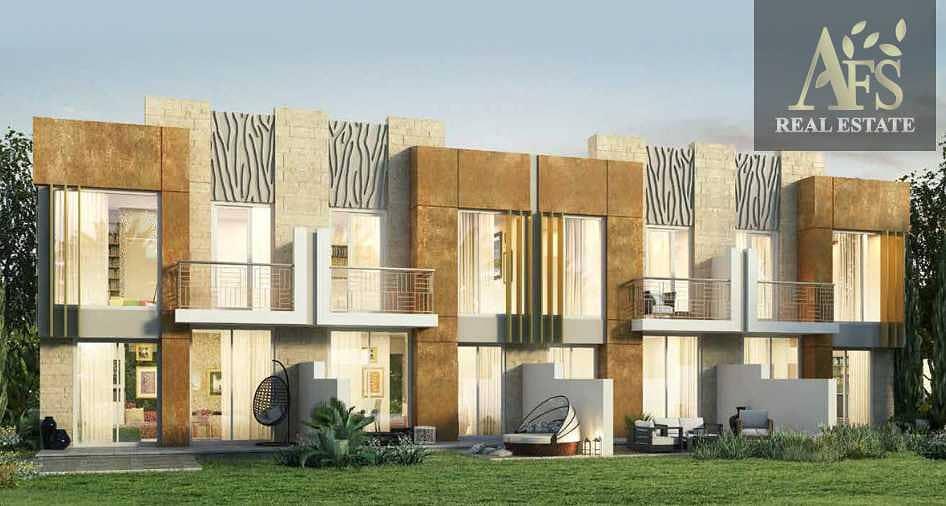 2 Cavalli Designed Villas| Branded and Modern Themed