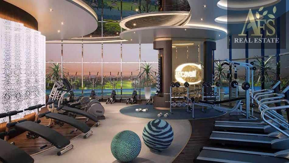 12 Cavalli Designed Villas| Branded and Modern Themed