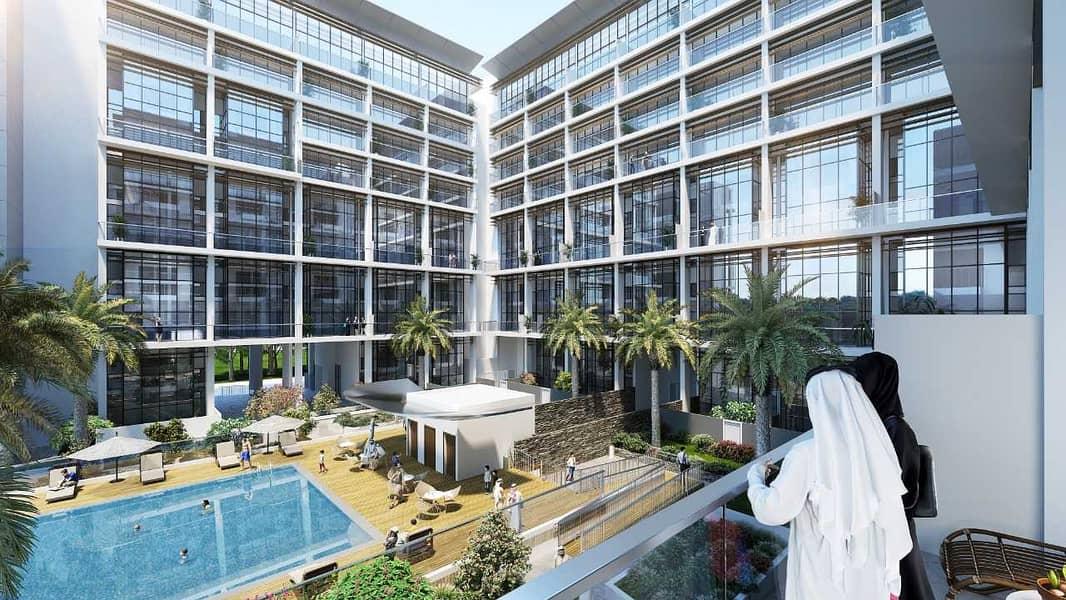 Apartment in Rukan Dubailand 2 rooms