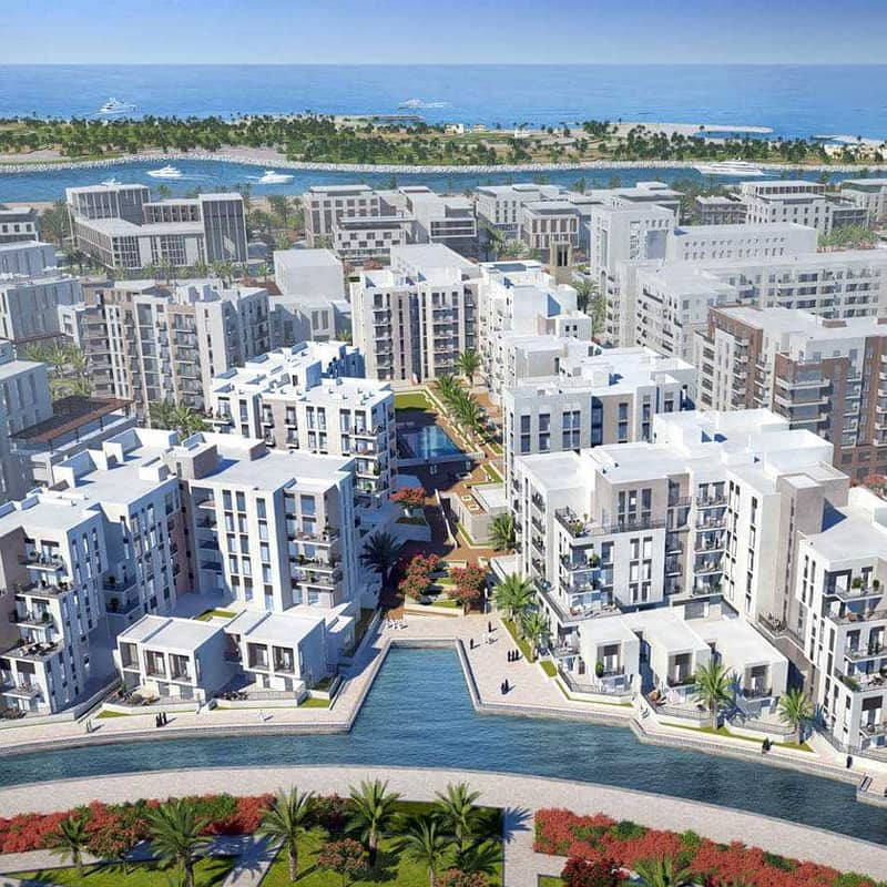 Owns an apartment in Sharjah with the imagine view
