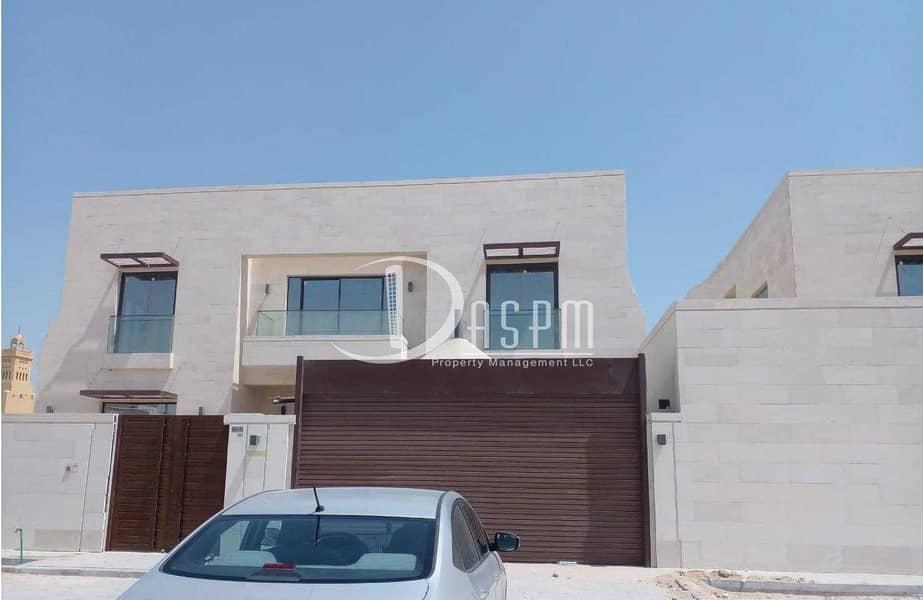 Brand New Villa | Luxurious Marble Finishing | Large Layout