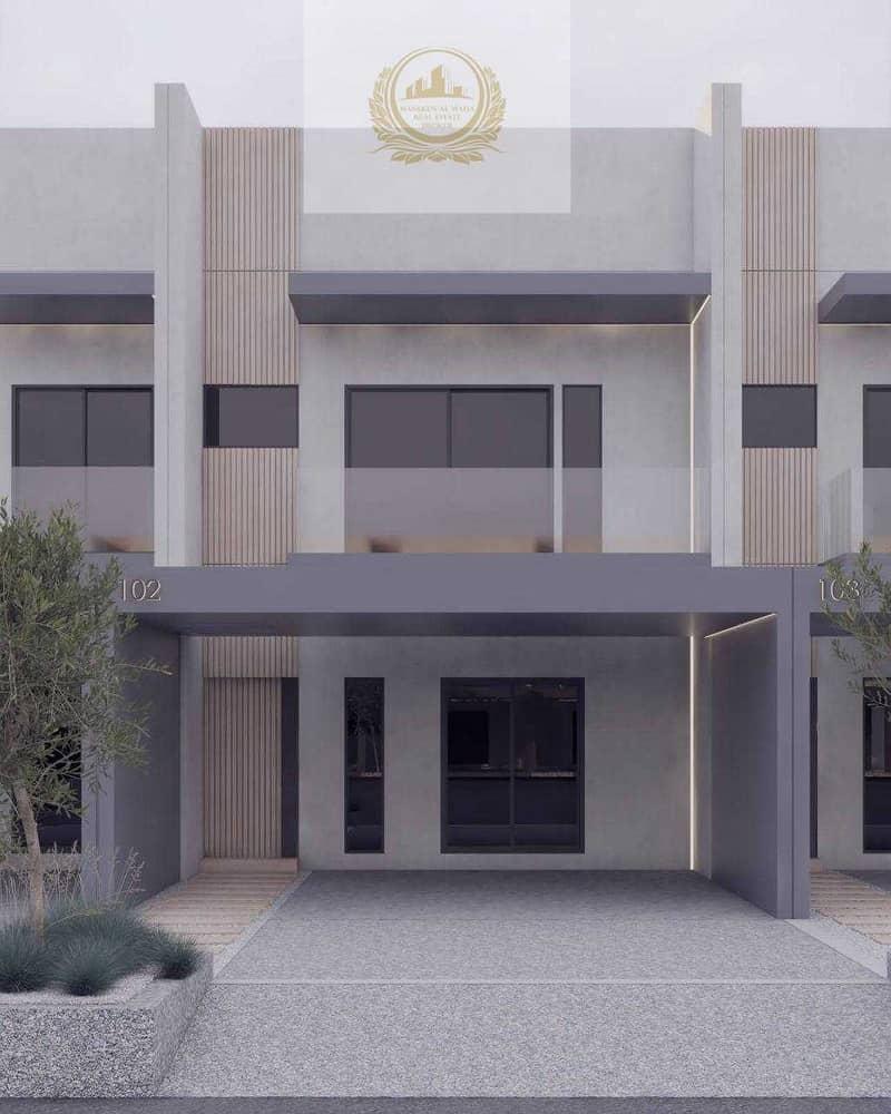 2 Villa for sale In the city of Mohammed bin Rashid