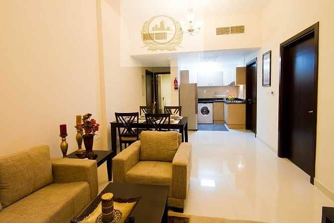 2 Premium Brand New  Furnished   Pay 50% and Move in