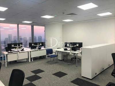 مکتب  للبيع في جزيرة الريم، أبوظبي - Spectacular View   Fully Fitted Office   Excellent Condition   Spacious Layout