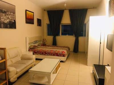 استوديو  للايجار في الصوان، عجمان - شقة في أبراج عجمان ون الصوان 2700 درهم - 5157227