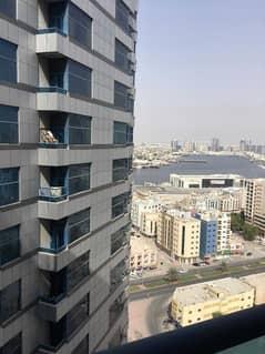شقة في فالكون تاورز الراشدية 2 الراشدية 2 غرف 300000 درهم - 4786329