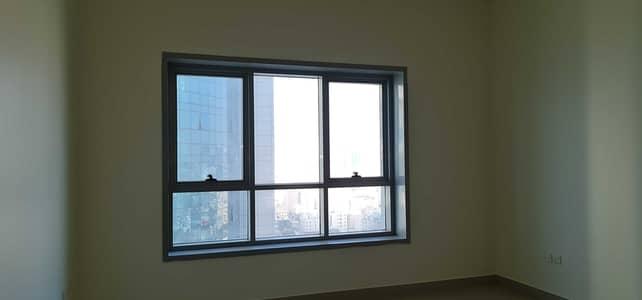 1 Bedroom Apartment for Sale in Corniche Ajman, Ajman - Big Size 1 BHK For Sale In Corniche Tower city view
