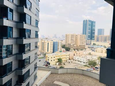 1 Bedroom Flat for Sale in Al Rashidiya, Ajman - 1BHK Falcon Towers Partial Creek View & Open View for Sale